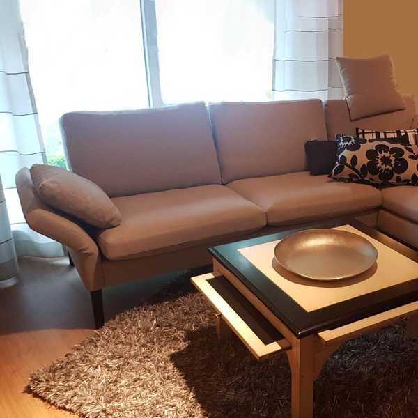 sensa sofa polsterecke francis couch beige weiss weich bequem muenster